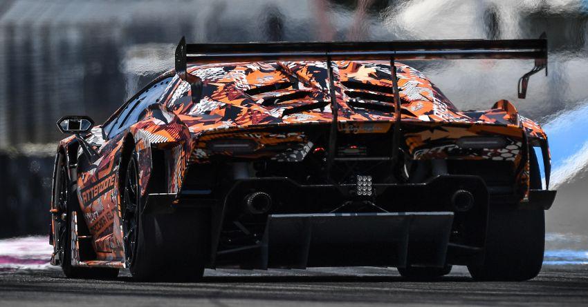 Lamborghini teases new model set for July 8 debut Image #1141465