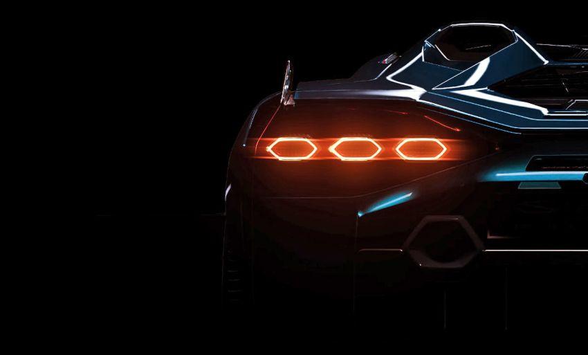 Lamborghini teases Sián Spyder before July 8 debut Image #1141823