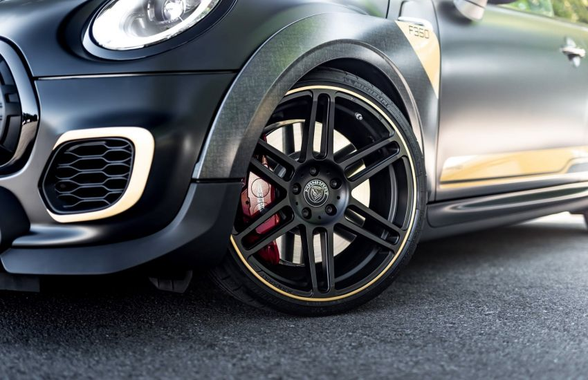 MINI John Cooper Works GP gets the Manhart touch to become the GP3 F350 – 2.0L turbo with 350 hp, 530 Nm Image #1151563