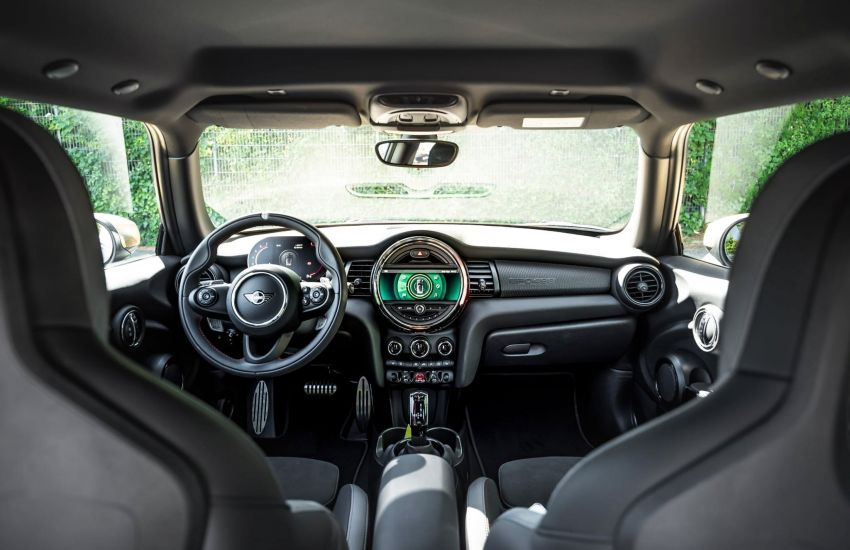 MINI John Cooper Works GP gets the Manhart touch to become the GP3 F350 – 2.0L turbo with 350 hp, 530 Nm Image #1151569