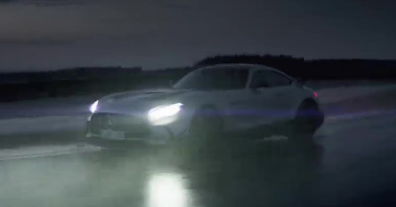 Mercedes-AMG GT Black Series makes its video debut Image #1143922
