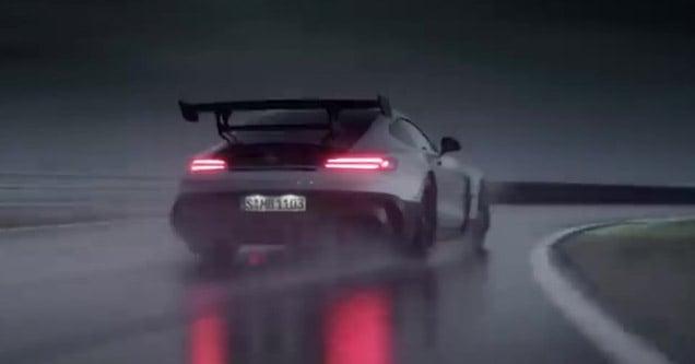 Mercedes-AMG GT Black Series makes its video debut Image #1143924