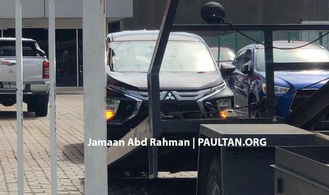 Mitsubishi Xpander facelift seen in Malaysia – 7-seater rival to Honda BR-V, Perodua Aruz launching soon? Image #1146477