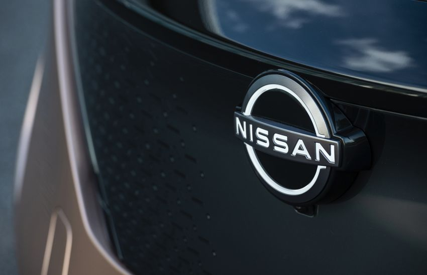 Nissan unveils new brand logo, looks to the future Image #1146980