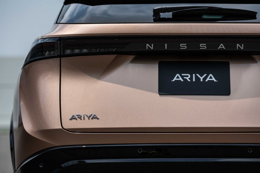Nissan Ariya production electric SUV – up to 388 hp, 610 km range, e-4ORCE AWD, 0-100 km/h 5.1 secs Image #1147010