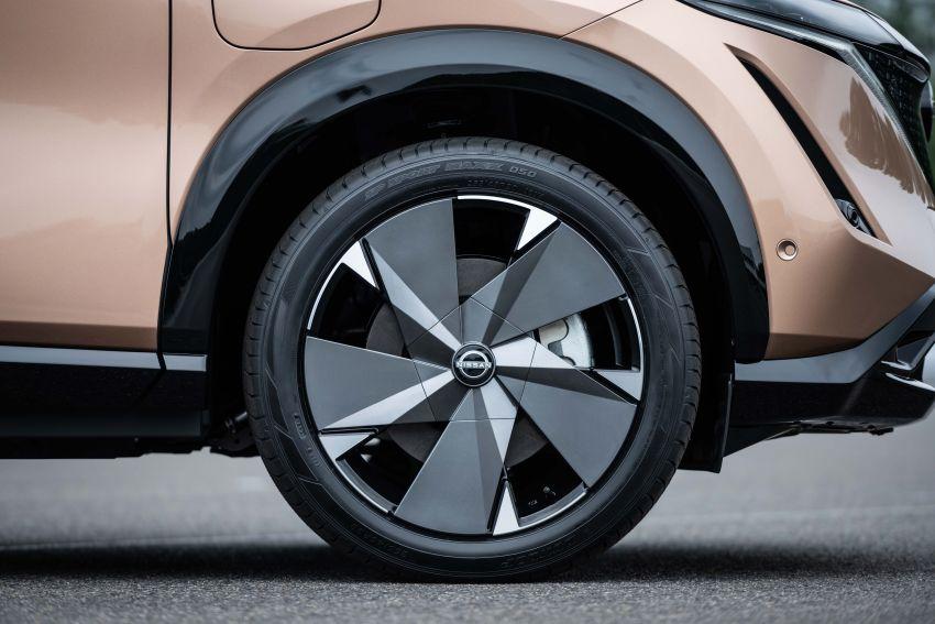 Nissan Ariya production electric SUV – up to 388 hp, 610 km range, e-4ORCE AWD, 0-100 km/h 5.1 secs Image #1147023