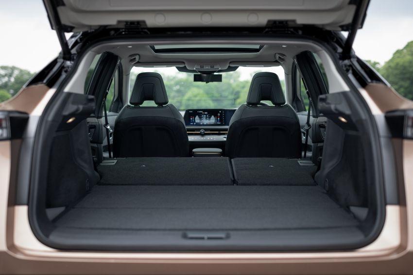 Nissan Ariya production electric SUV – up to 388 hp, 610 km range, e-4ORCE AWD, 0-100 km/h 5.1 secs Image #1147025