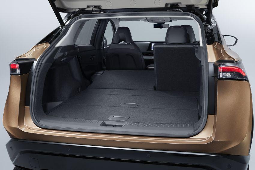 Nissan Ariya production electric SUV – up to 388 hp, 610 km range, e-4ORCE AWD, 0-100 km/h 5.1 secs Image #1147026