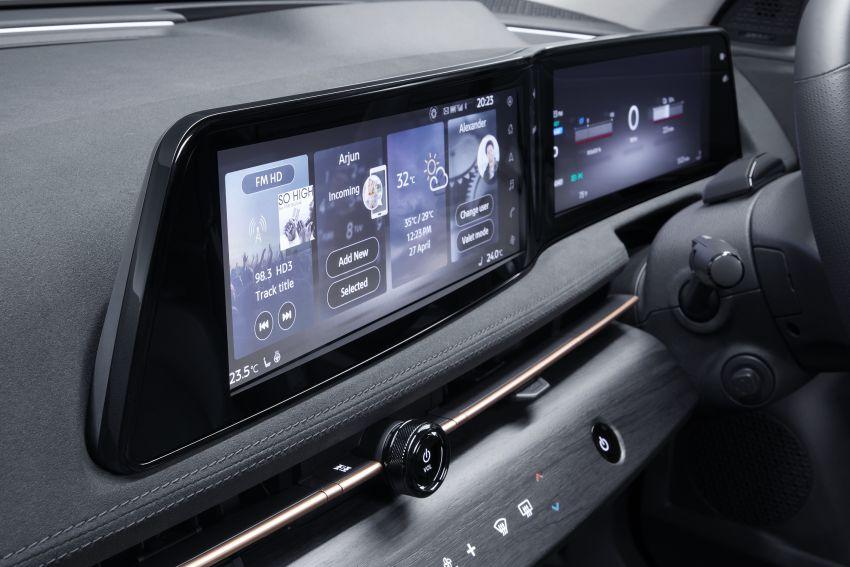 Nissan Ariya production electric SUV – up to 388 hp, 610 km range, e-4ORCE AWD, 0-100 km/h 5.1 secs Image #1147032