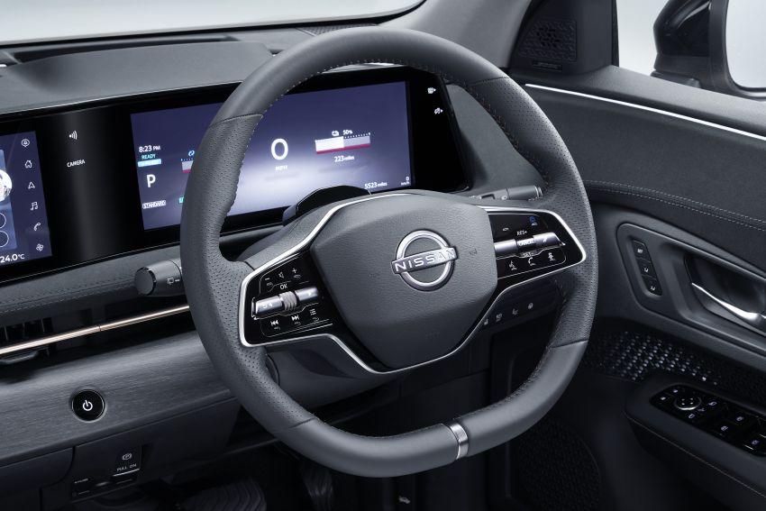 Nissan Ariya production electric SUV – up to 388 hp, 610 km range, e-4ORCE AWD, 0-100 km/h 5.1 secs Image #1147037