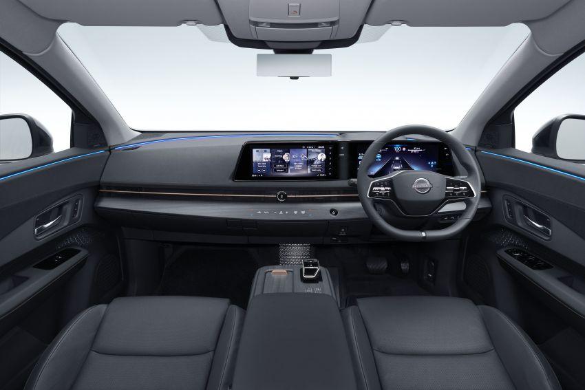 Nissan Ariya production electric SUV – up to 388 hp, 610 km range, e-4ORCE AWD, 0-100 km/h 5.1 secs Image #1147041