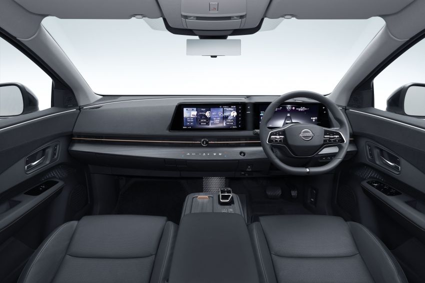 Nissan Ariya production electric SUV – up to 388 hp, 610 km range, e-4ORCE AWD, 0-100 km/h 5.1 secs Image #1147045