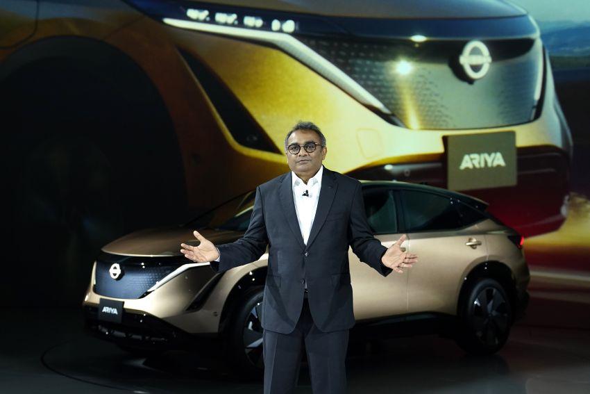 Nissan Ariya production electric SUV – up to 388 hp, 610 km range, e-4ORCE AWD, 0-100 km/h 5.1 secs Image #1147050