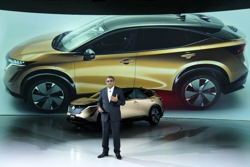 Nissan Ariya production electric SUV – up to 388 hp, 610 km range, e-4ORCE AWD, 0-100 km/h 5.1 secs Image #1147051