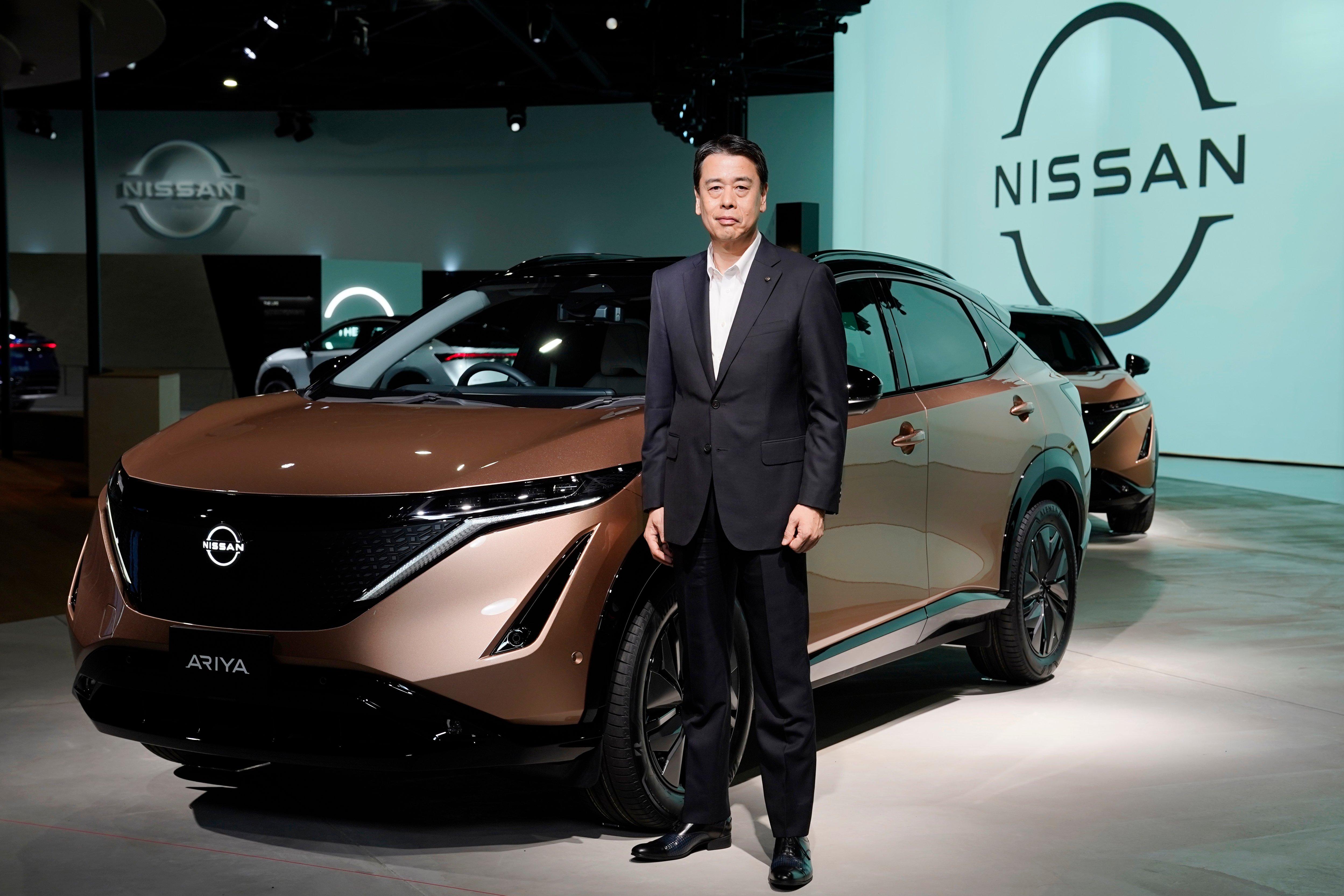 Nissan Ariya 61 Paul Tan S Automotive News