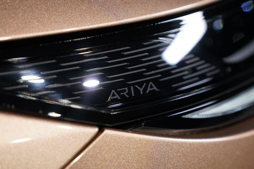 Nissan Ariya production electric SUV – up to 388 hp, 610 km range, e-4ORCE AWD, 0-100 km/h 5.1 secs Image #1147056