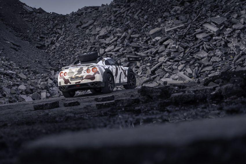 "Nissan GT-R Offroad ""Godzilla 2.0"" – 600 hp off-roader Image #1144336"