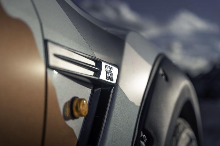 "Nissan GT-R Offroad ""Godzilla 2.0"" – 600 hp off-roader Image #1144337"