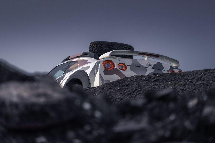 "Nissan GT-R Offroad ""Godzilla 2.0"" – 600 hp off-roader Image #1144341"