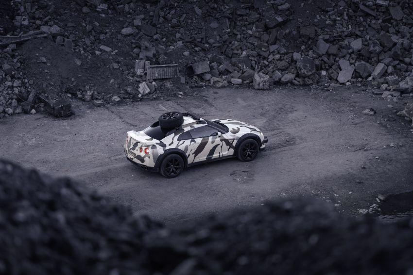 "Nissan GT-R Offroad ""Godzilla 2.0"" – 600 hp off-roader Image #1144326"