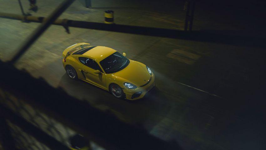 Pelancaran digital Porsche 718 Cayman GT4 dan 718 Spyder di Malaysia — tonton secara <em>live</em> di sini, 8pm! Image #1148228
