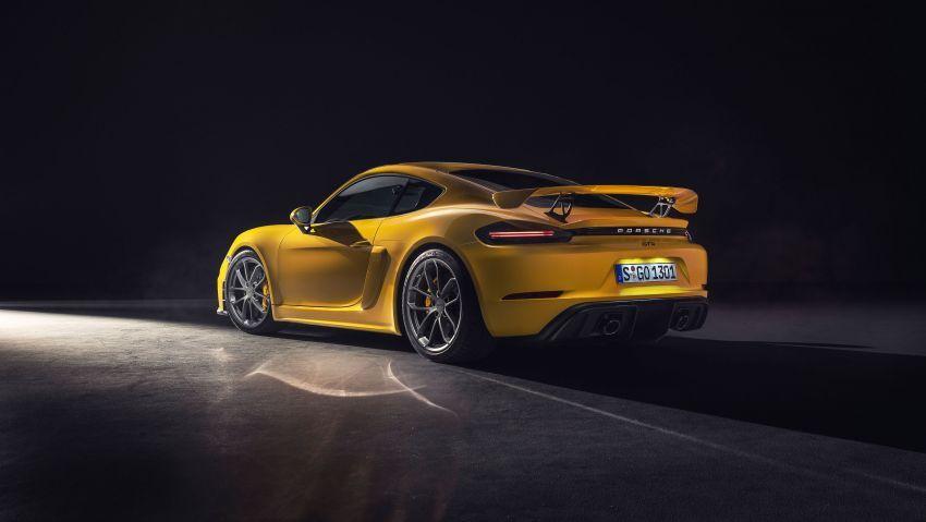 Pelancaran digital Porsche 718 Cayman GT4 dan 718 Spyder di Malaysia — tonton secara <em>live</em> di sini, 8pm! Image #1148231