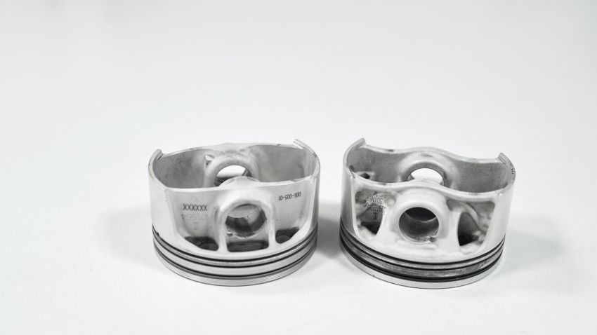 Porsche produces 3D-printed pistons for 911 GT2 RS – additional 30 PS possible from 3.8 litre biturbo flat-six Image #1146930