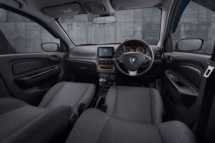 2020 Proton Saga Anniversary Edition launched – 35th birthday special in black-yellow, 1,100 units, RM39,300 Image #1143246