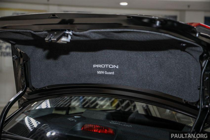 Proton Saga Anniversary Edition dilancar – RM39,300, hanya 1,100 unit untuk sambutan ulangtahun ke-35 Image #1143045