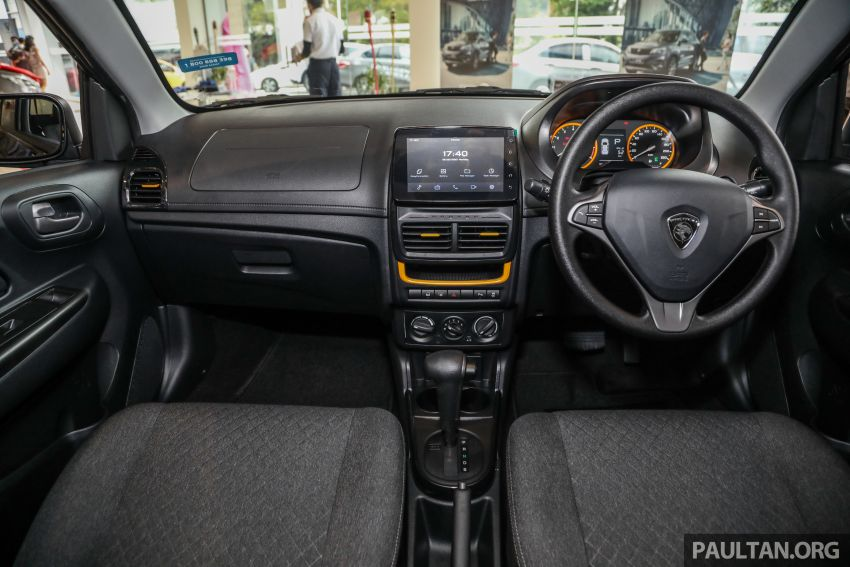 2020 Proton Saga Anniversary Edition launched – 35th birthday special in black-yellow, 1,100 units, RM39,300 Image #1142912