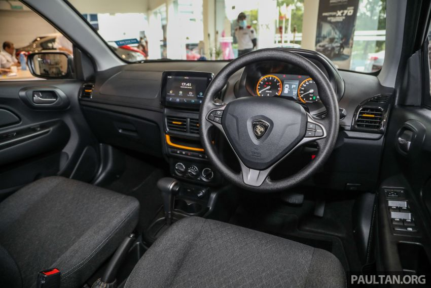 2020 Proton Saga Anniversary Edition launched – 35th birthday special in black-yellow, 1,100 units, RM39,300 Image #1142913