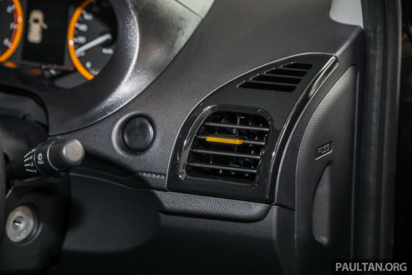 2020 Proton Saga Anniversary Edition launched – 35th birthday special in black-yellow, 1,100 units, RM39,300 Image #1142918