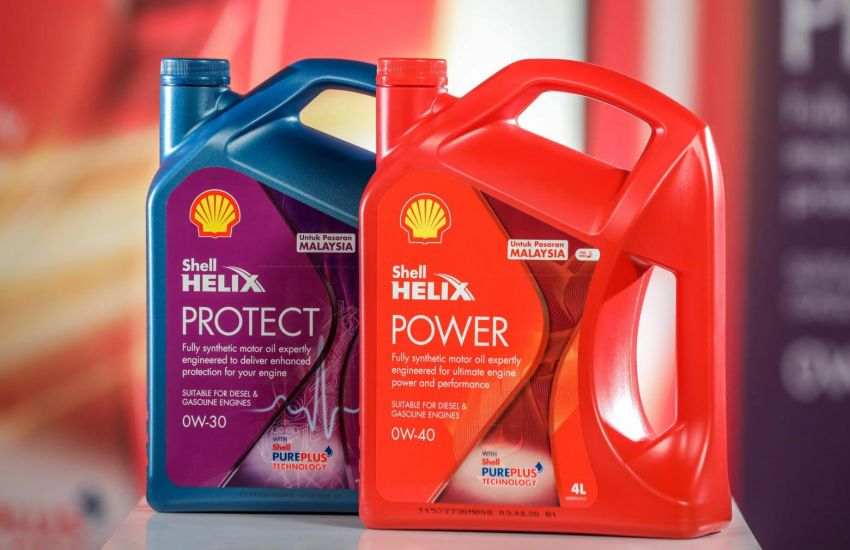 New Shell Helix Power, Protect engine oils launched Image #1145482
