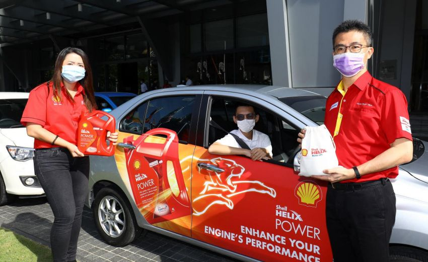 New Shell Helix Power, Protect engine oils launched Image #1145483