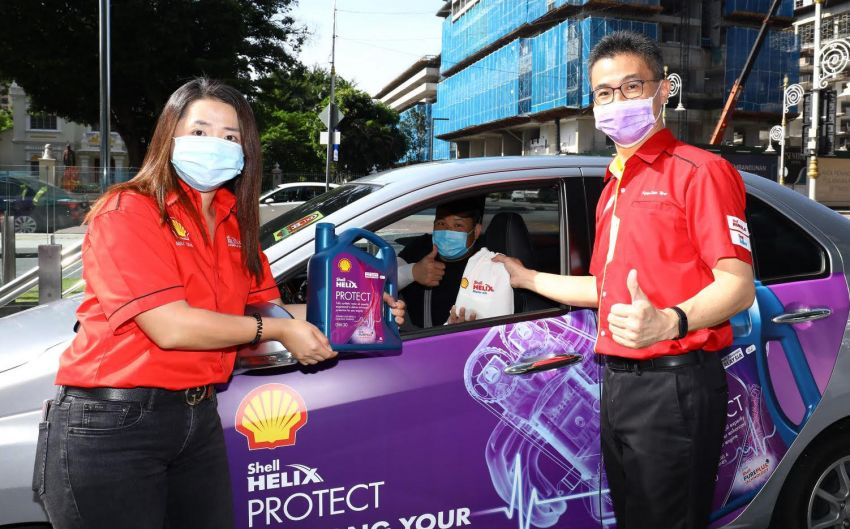 New Shell Helix Power, Protect engine oils launched Image #1145485