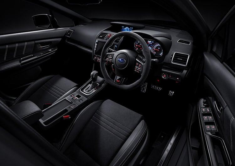 Subaru WRX STI Sport # debuts in Japan – 500 units Image #1142275