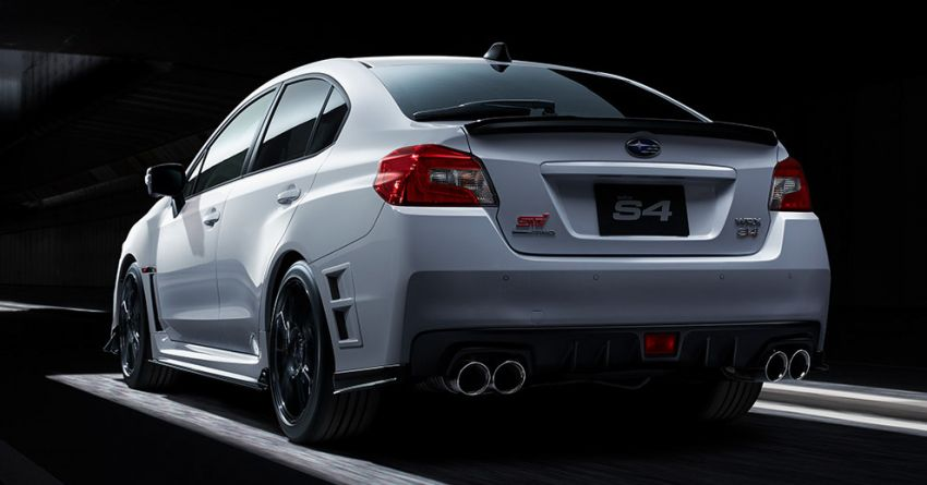 Subaru WRX STI Sport # debuts in Japan – 500 units Image #1142264