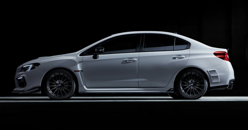 Subaru WRX STI Sport # debuts in Japan – 500 units Image #1142265