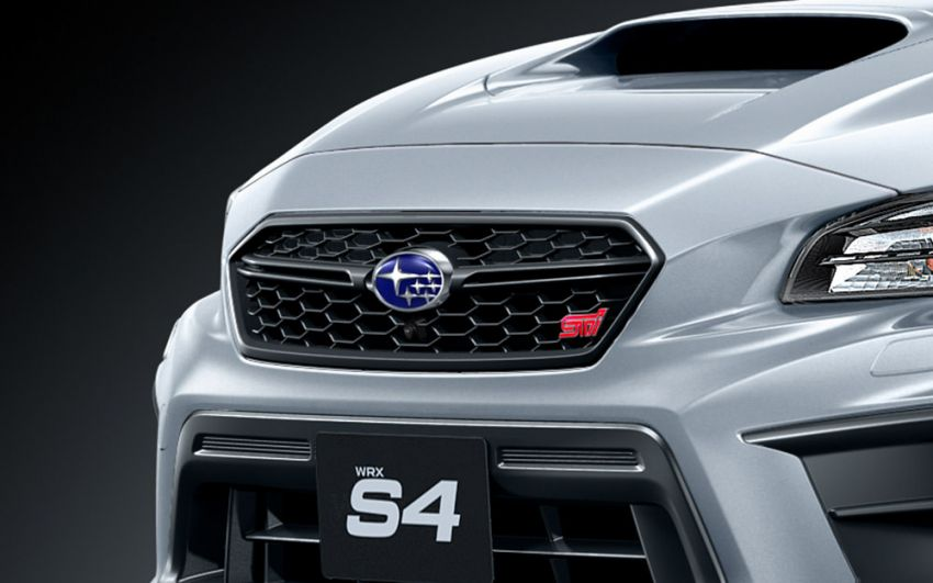 Subaru WRX STI Sport # debuts in Japan – 500 units Image #1142266