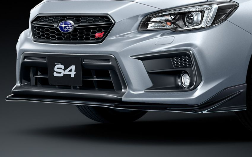 Subaru WRX STI Sport # debuts in Japan – 500 units Image #1142267