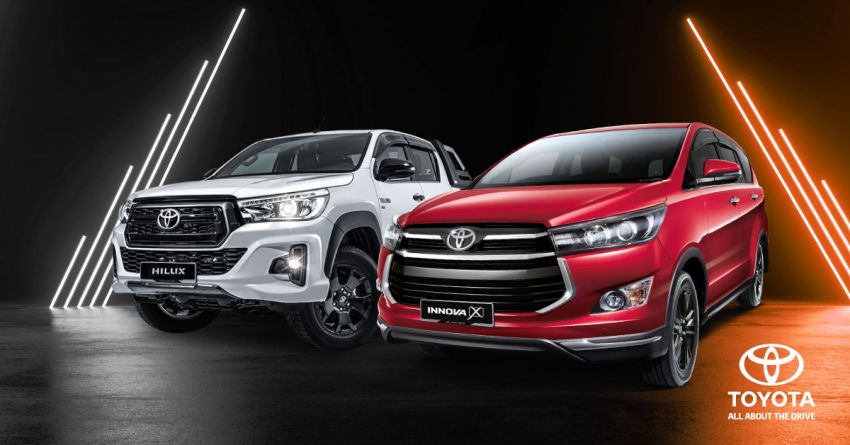 AD: Toyota cars now on Lazada, Shopee – special deals, low RM250 booking fee, 5 years free service! Image #1156380