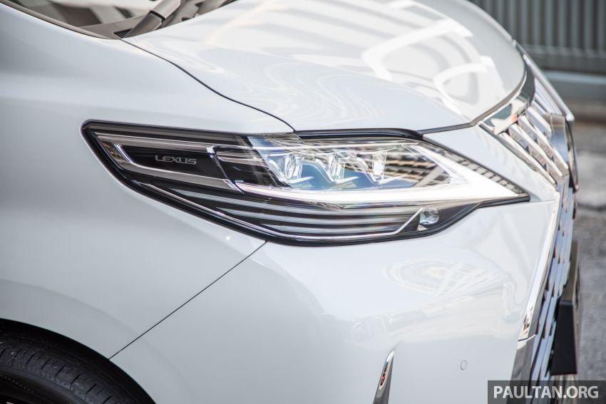 GALERI: Toyota Alphard ditukar kepada luaran Lexus LM — peralatan tulen sepenuhnya, berharga RM56k Image #1147674