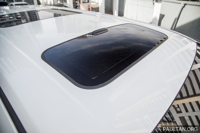 GALLERY: Toyota Alphard full exterior conversion to Lexus LM – genuine Lexus parts only, priced at RM56k Image #1147539