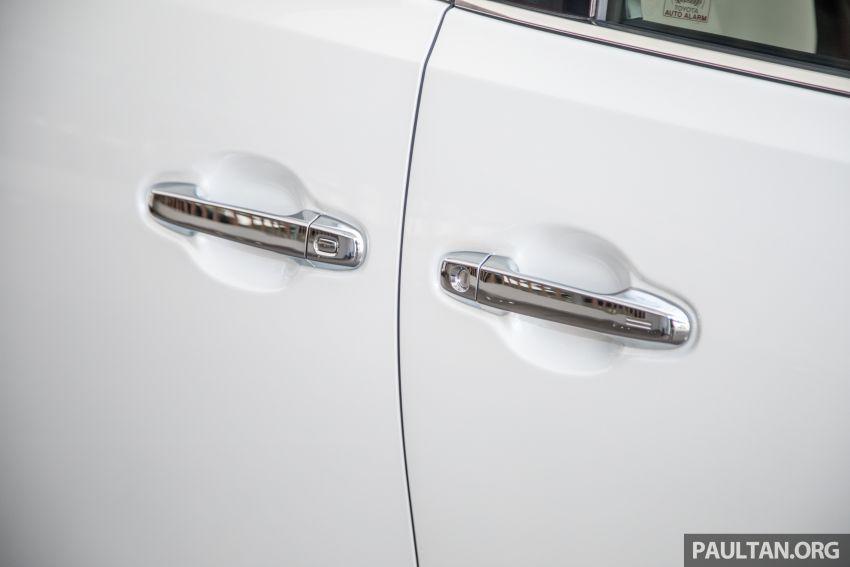 GALERI: Toyota Alphard ditukar kepada luaran Lexus LM — peralatan tulen sepenuhnya, berharga RM56k Image #1147684