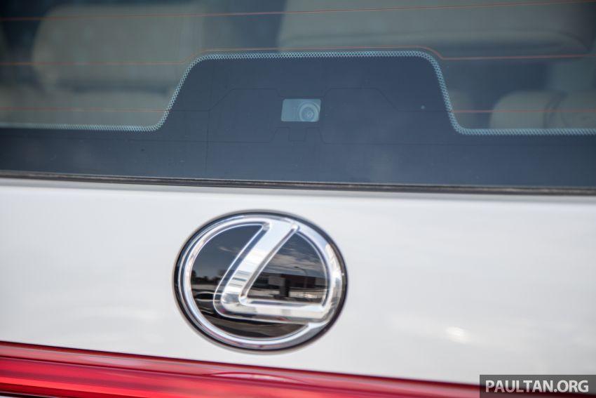 GALERI: Toyota Alphard ditukar kepada luaran Lexus LM — peralatan tulen sepenuhnya, berharga RM56k Image #1147698