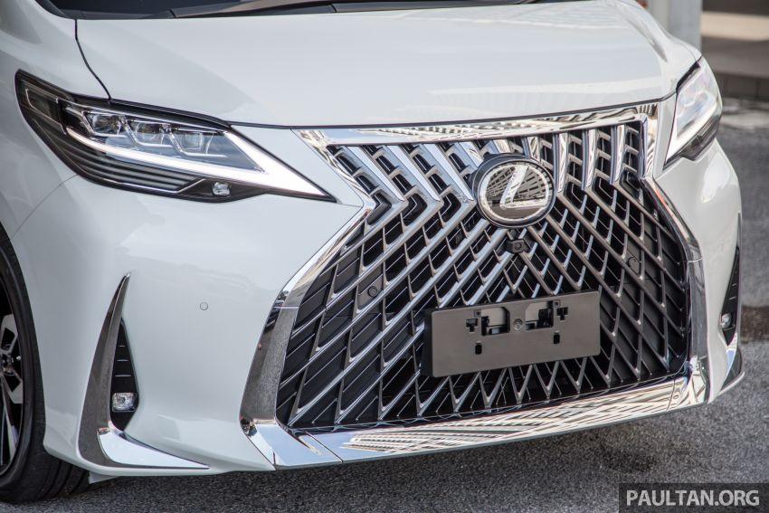 GALERI: Toyota Alphard ditukar kepada luaran Lexus LM — peralatan tulen sepenuhnya, berharga RM56k Image #1147671