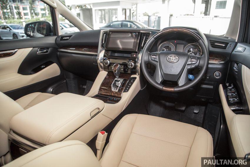 GALERI: Toyota Alphard ditukar kepada luaran Lexus LM — peralatan tulen sepenuhnya, berharga RM56k Image #1147712