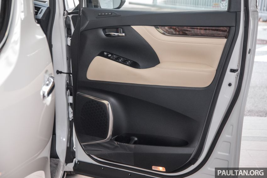 GALERI: Toyota Alphard ditukar kepada luaran Lexus LM — peralatan tulen sepenuhnya, berharga RM56k Image #1147715