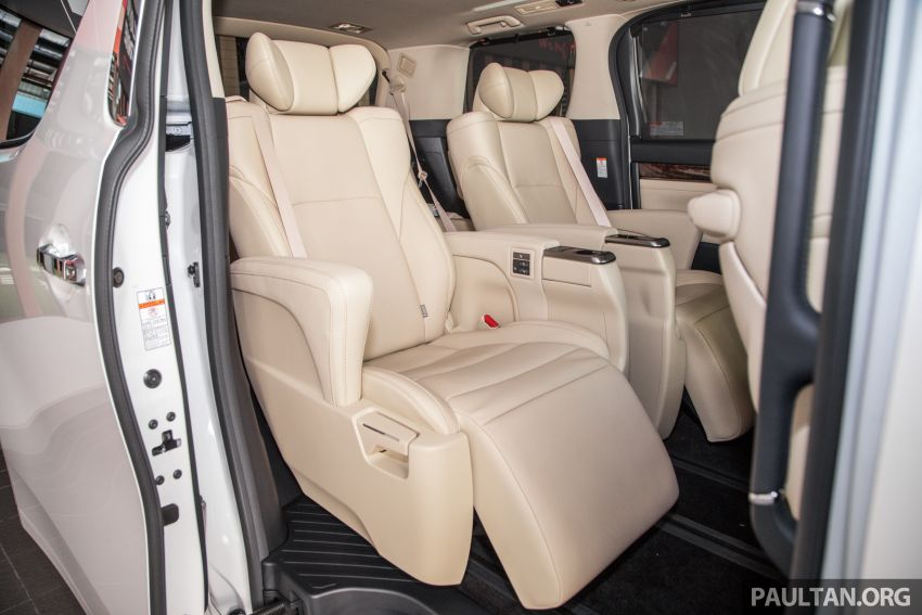 GALLERY: Toyota Alphard full exterior conversion to Lexus LM – genuine Lexus parts only, priced at RM56k Image #1147571