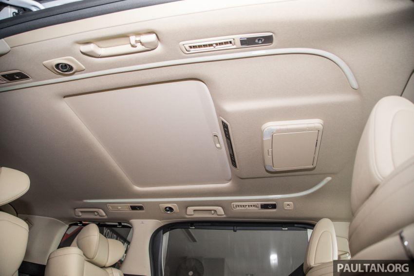 GALERI: Toyota Alphard ditukar kepada luaran Lexus LM — peralatan tulen sepenuhnya, berharga RM56k Image #1147721